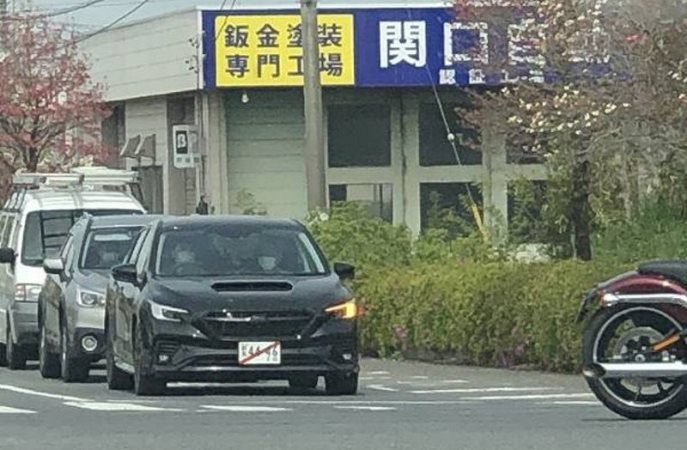 Subaru Levorg, новая генерация