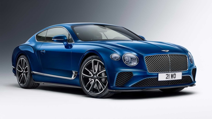 Bentley Styling Specification
