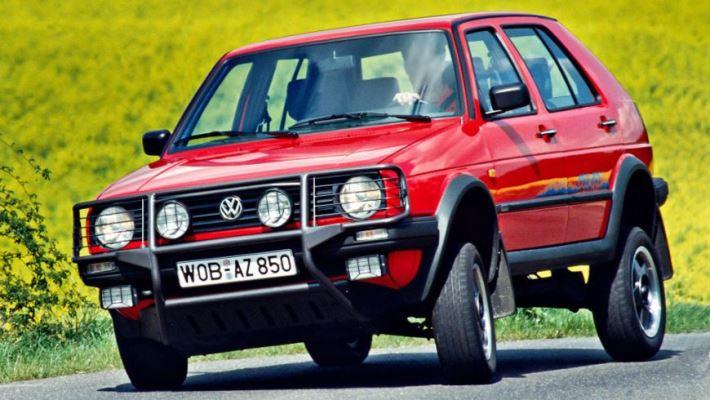 Volkswagen Golf Country
