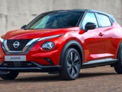 Nissan назвал цены на новый кроссовер Juke для Австралии