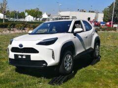 Toyota Yaris Cross выйдет на рынок 31 августа