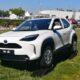 Озвучена дата продаж самого бюджетного кроссовера Toyota