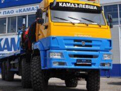 «КамАЗ-Левша» в очередной раз отправился на Ямал