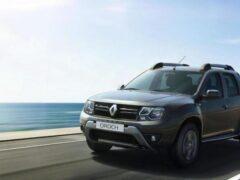 Дизайнеры Renault хотят «нарисовать с нуля» большой пикап