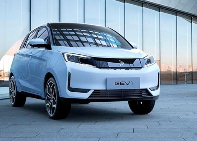 Qineng GEV 1, электрический хэтчбек