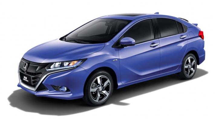 Honda, пятидверный хэтчбек, бюджетный