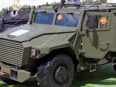 В России анонсировали бронеавтомобиль, унифицированный с гражданской техникой