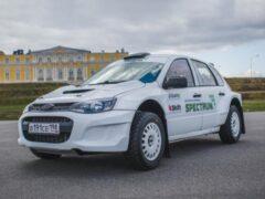 В России представили «заряженную» Lada Kalina 2 с двигателем Subaru