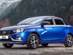 АвтоВАЗ сообщил, как продаются Lada Vesta и Xray с АКПП
