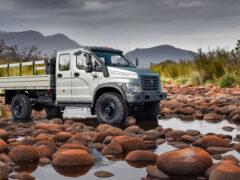 Стартовали продажи нового внедорожного грузовика «Садко NEXT»