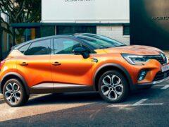 Renault представит новый Renault Kaptur для России 21 мая