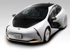 Lexus готовит новый трёхрядный SUV, обновленный LS и электрокар EV