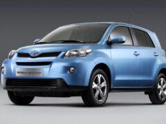Toyota презентует новый кроссовер Urban Cruiser летом
