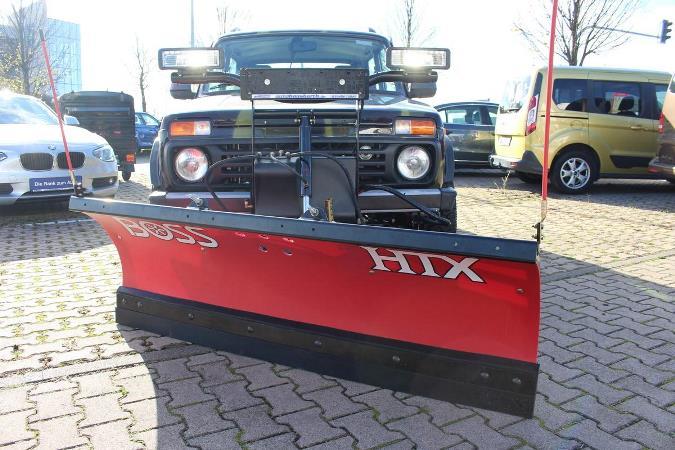 Lada Niva, нестандартная