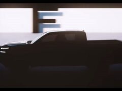 Nissan анонсировал обновленный Nissan Frontier