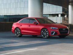 Компания Audi обновила практически все модели в США