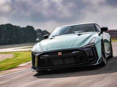 Italdesign представила Nissan GT-R50 за 78 миллионов рублей