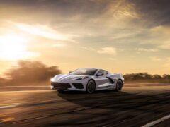 Новый Chevrolet Corvette разогнали до рекордных 330 км в час