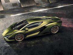 Дебют таинственного Lamborghini состоится 8 июля