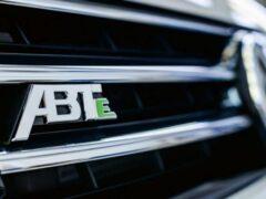 Volkswagen представил электрический Transporter