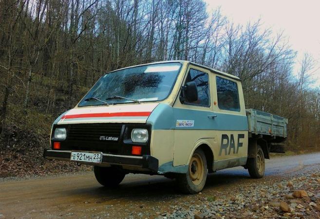 РАФ-3311, грузовик