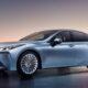 Представлена серийная версия Toyota Mirai на водородном топливе