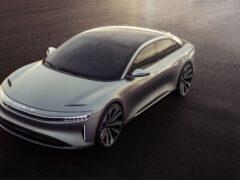 Lucid Motors построит завод по выпуску электрокаров в пустыне Аризоны