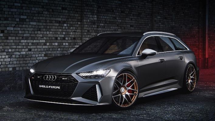 Audi RS 6 от Wheelsandmore
