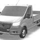 ГАЗ запатентовал дизайн новой грузовой ГАЗели