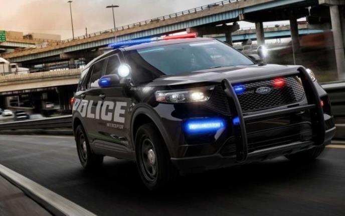 Ford, полицейский