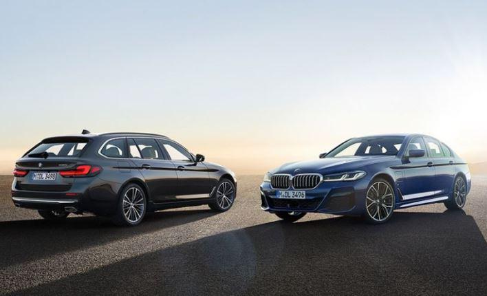 BMW 5 серии и 6 серии GT