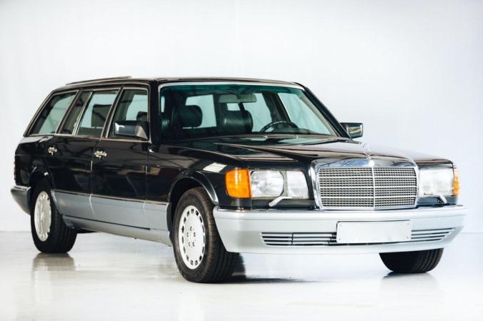 Mercedes-Benz 560 TEL, универсал