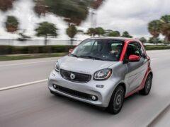Названы 5 недорогих машин, подходящих службам доставки и курьерам