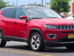 Обновленная версия Jeep Compass будет представлена 4 июня