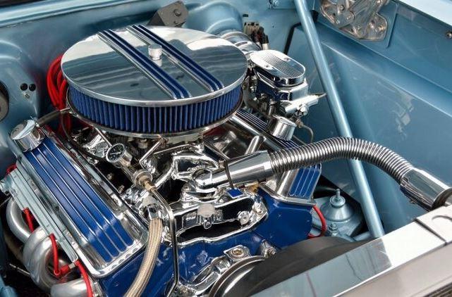 турбодвигатель