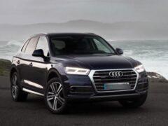 Audi нарастила продажи в России в первом квартале