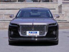 Стала известна дата старта продаж нового премиального Hongqi H9