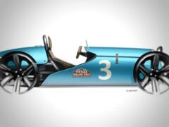 Новая автомобильная марка выпустит аккумуляторный ретрородстер