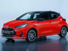 Toyota Yaris четвертого поколения получил ОТТС в России