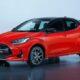 Toyota готовит для Yaris агрессивный рестайлинг