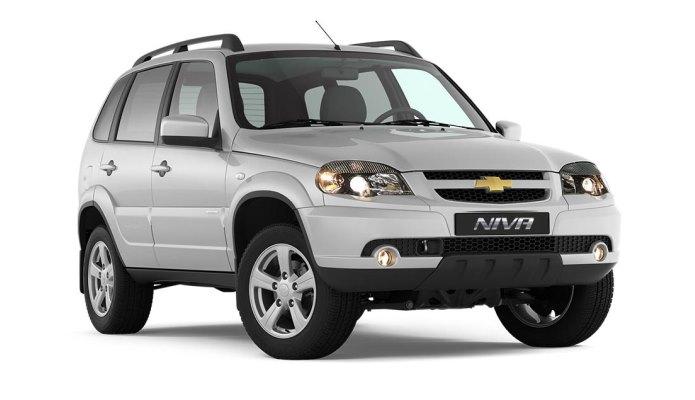 Chevrolet Niva, Lada Niva