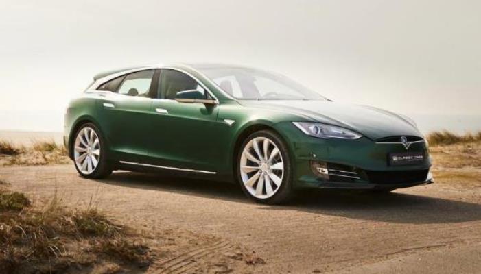 Tesla Model S, эксклюзив