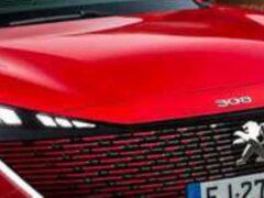 В Сети показали новую Peugeot 308