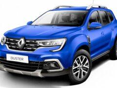 Новый Renault Duster для России тестируют на трассе М4 «Дон»