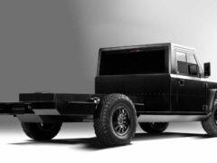 Bollinger рассказала о платформе для электрических грузовиков