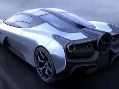 Создатель McLaren F1 анонсировал 980-килограммовый гиперкар