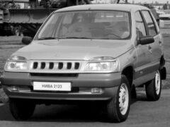 Lada Niva-2: ВАЗ-2123 — предшественник Chevrolet Niva