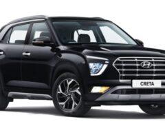 Hyundai Creta стал лидером по выручке в сегменте SUV