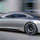 Mercedes-Benz впервые опубликовал фото EQS