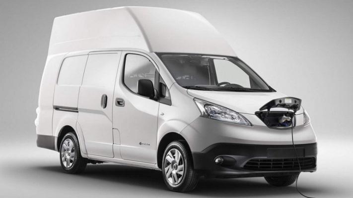 Nissan e-NV200 XL Voltia